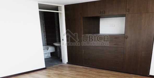 dormitorio principal Departamento Campo Verde