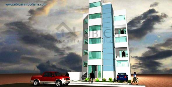 Preventa de proyecto departamentos Cerro Colorado Quinta Azores