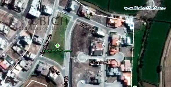 mapa Departamento en venta en Cayma Quinta Samay