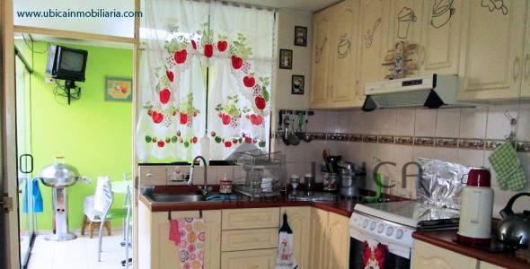 cocina y comedor de diario Casa en venta en Cayma Ángeles de Cayma