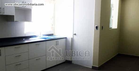 cocina y comedor de diario lavanderia Departamento en venta Sachaca