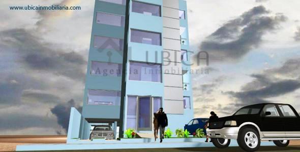 estacionamiento Preventa de proyecto departamentos Cerro Colorado Quinta Azores