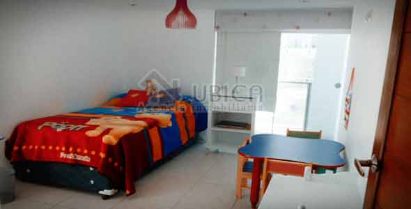 dormitorio 2 Departamento Quinta Azores I