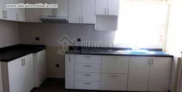 cocina lavanderia Departamento en venta Sachaca