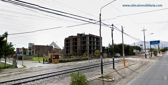 Terreno Cerro Colorado Urbanización Montebello