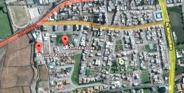 Terreno Multifamiliar Cerro Colorado en venta Urbanización Quinta Azores II
