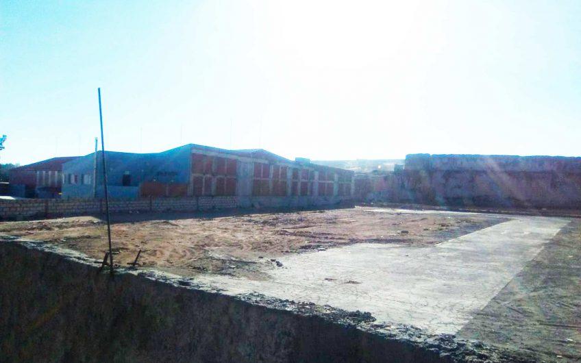 Terreno comercial Av. Perú