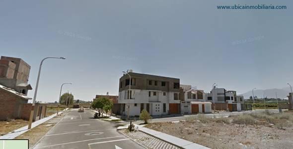 calles Terreno en venta en Sachaca Urbanización La Planicie