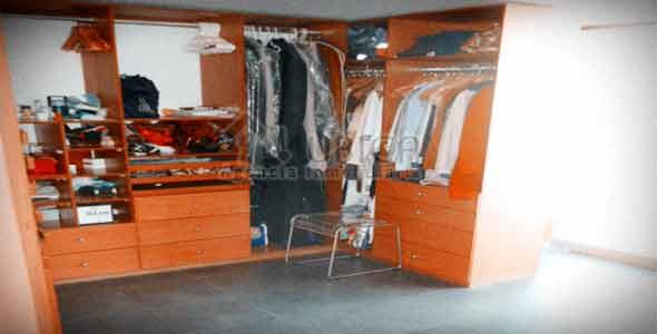 walking closet Departamento Quinta Azores I