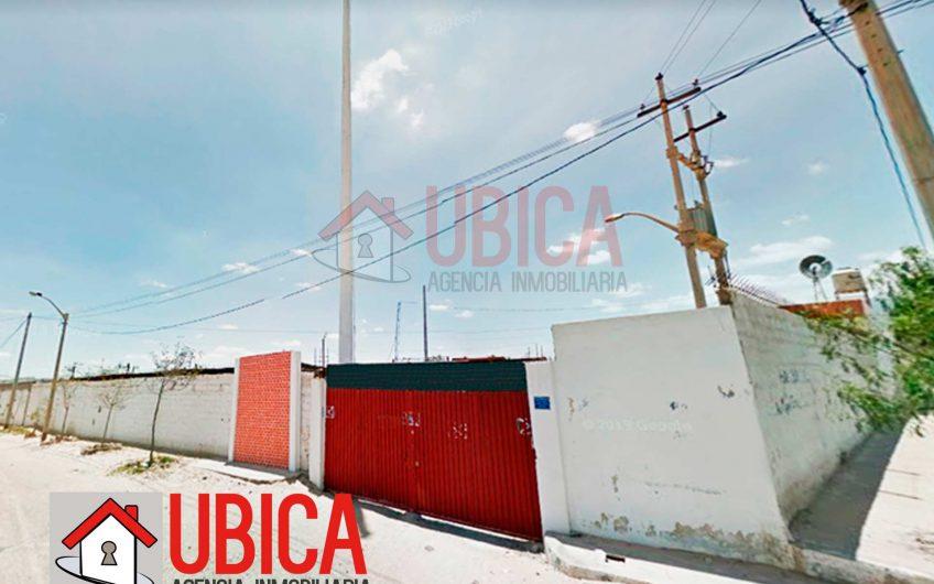 Terreno Pachacútec  Av. Perú | Cerro Colorado Arequipa | UBICA INMOBILIARIA