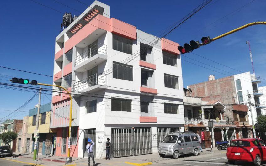 Departamento a 2 cuadras de Plaza las Américas – Cerro colorado