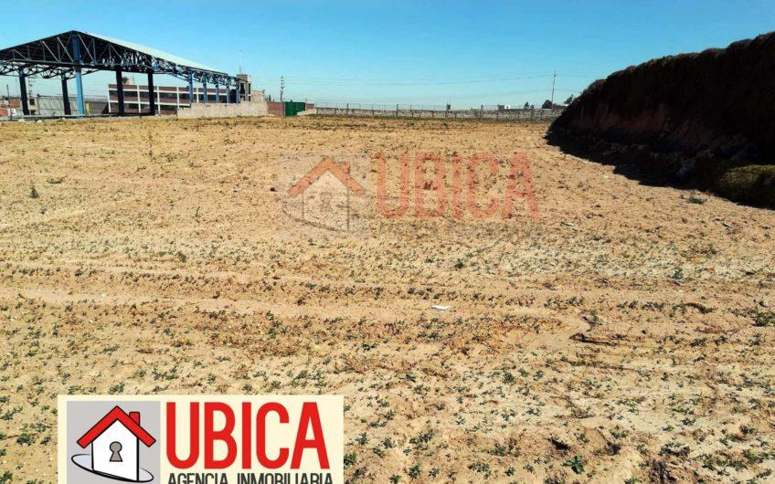 Terreno Vía de Evitamiento en venta 6800 m2