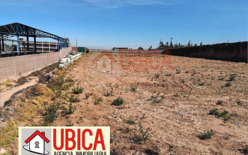 Terreno Vía de Evitamiento a la venta 6800 m2