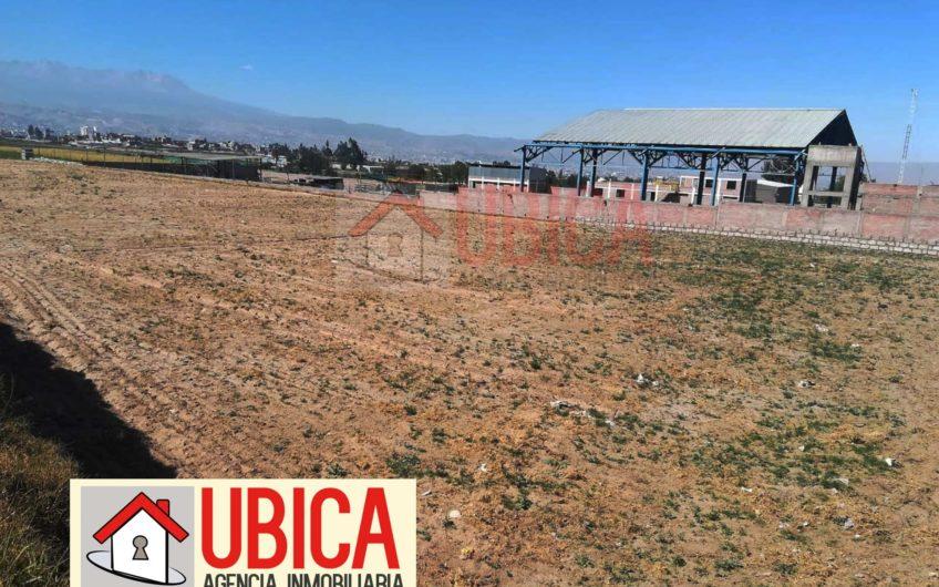 Venta de Terreno Vía de Evitamiento en venta 6800 m2