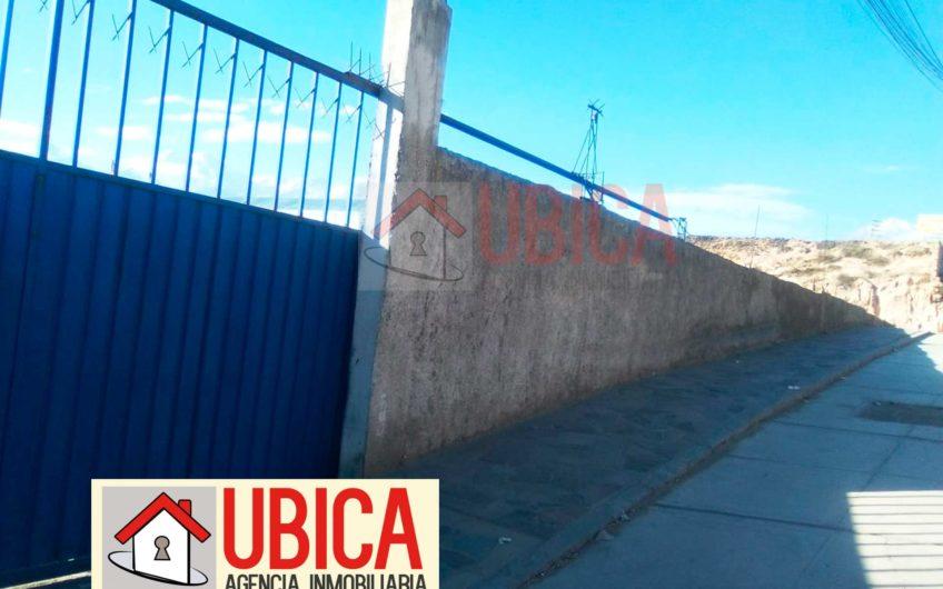 Terreno en venta Av. Perú C. Colorado | UBICA INMOBILIARIA AREQUIPA
