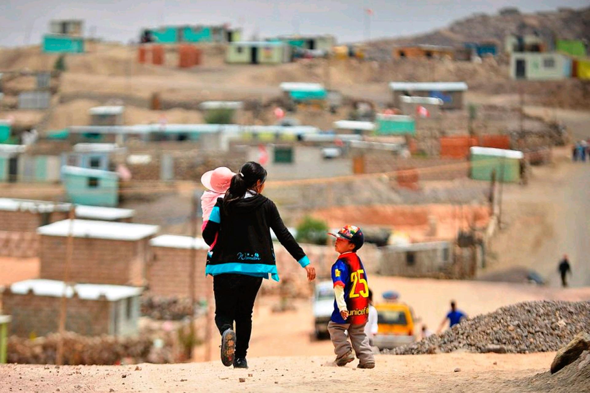 Acceso al agua y saneamiento una brecha por superar en Arequipa