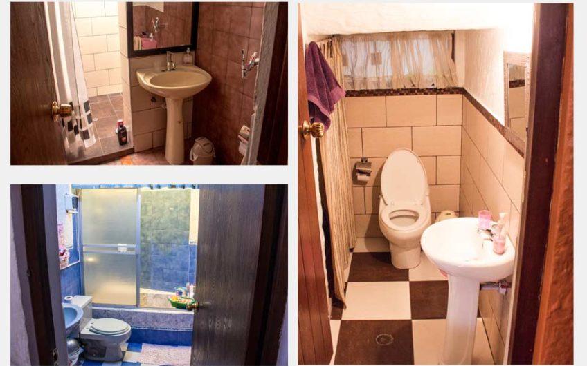 baños casa La Señorial