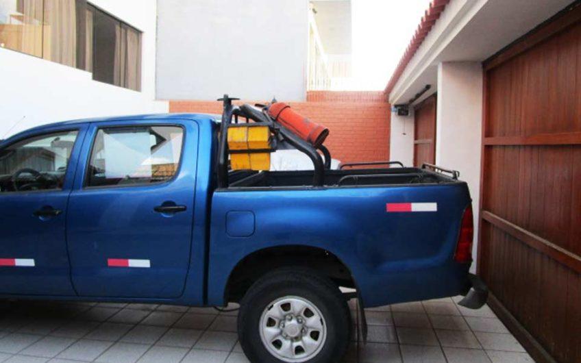 cochera Cooperativa Ingenieros Cayma Arequipa