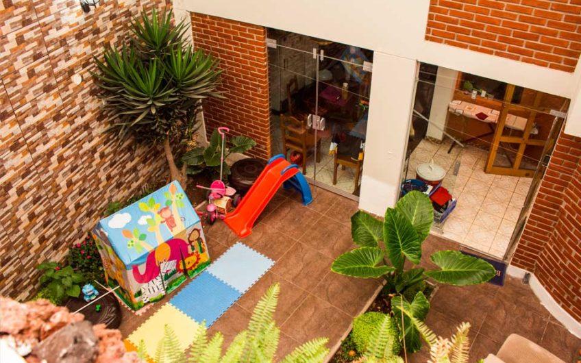 patio casa La Señorial