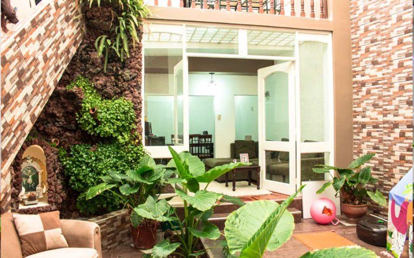 patio 2 casa La Señorial