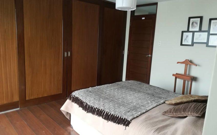 Dormitorio principal Departamento Quinta Azores