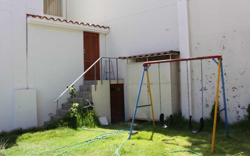 Casa en venta yanahuara