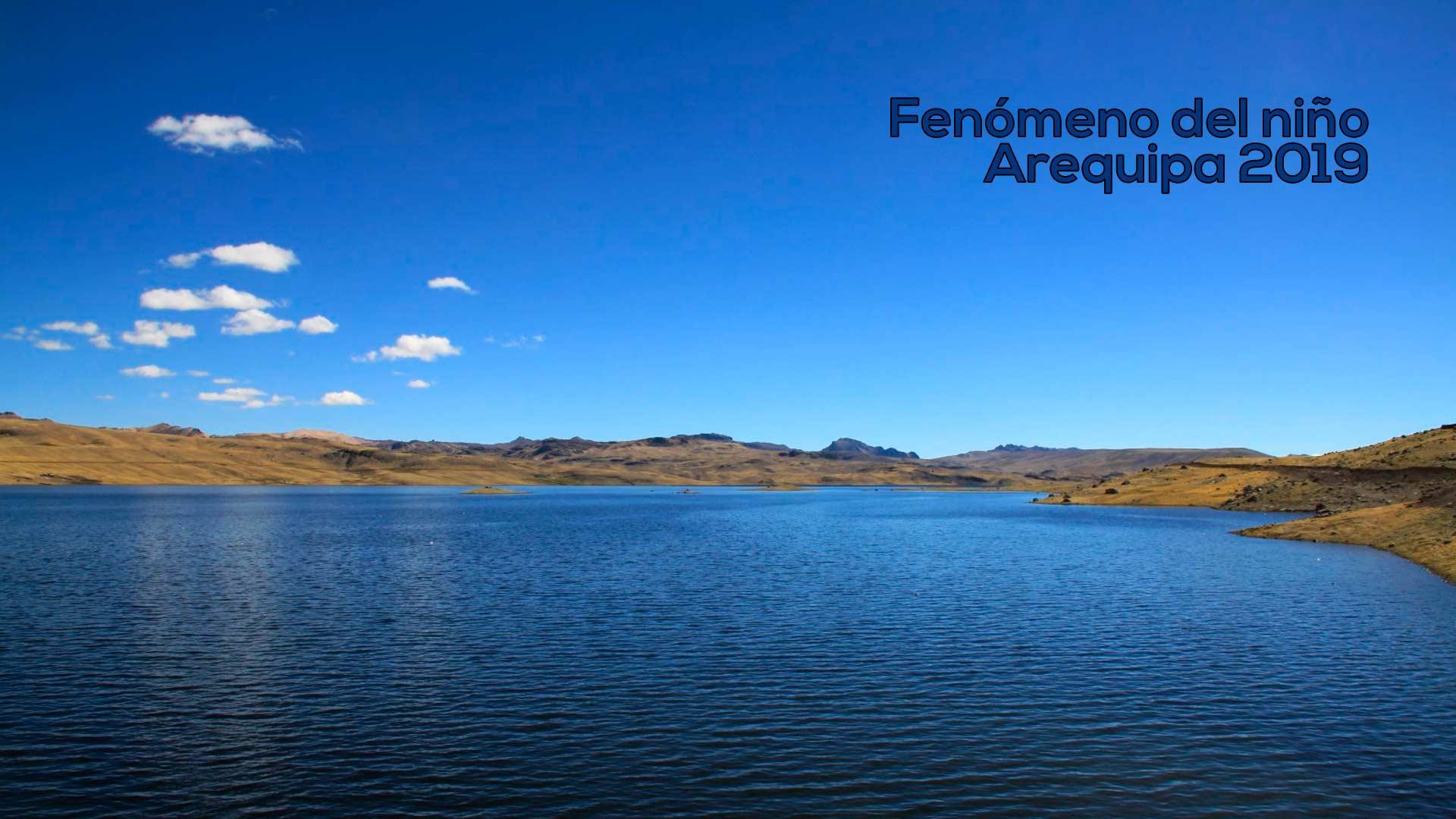 Fenómeno del niño Arequipa 2019