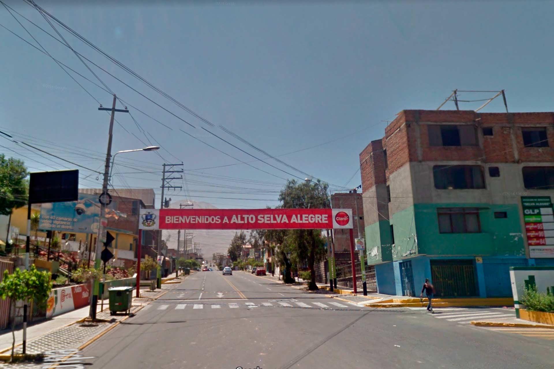 Alto Selva Alegre