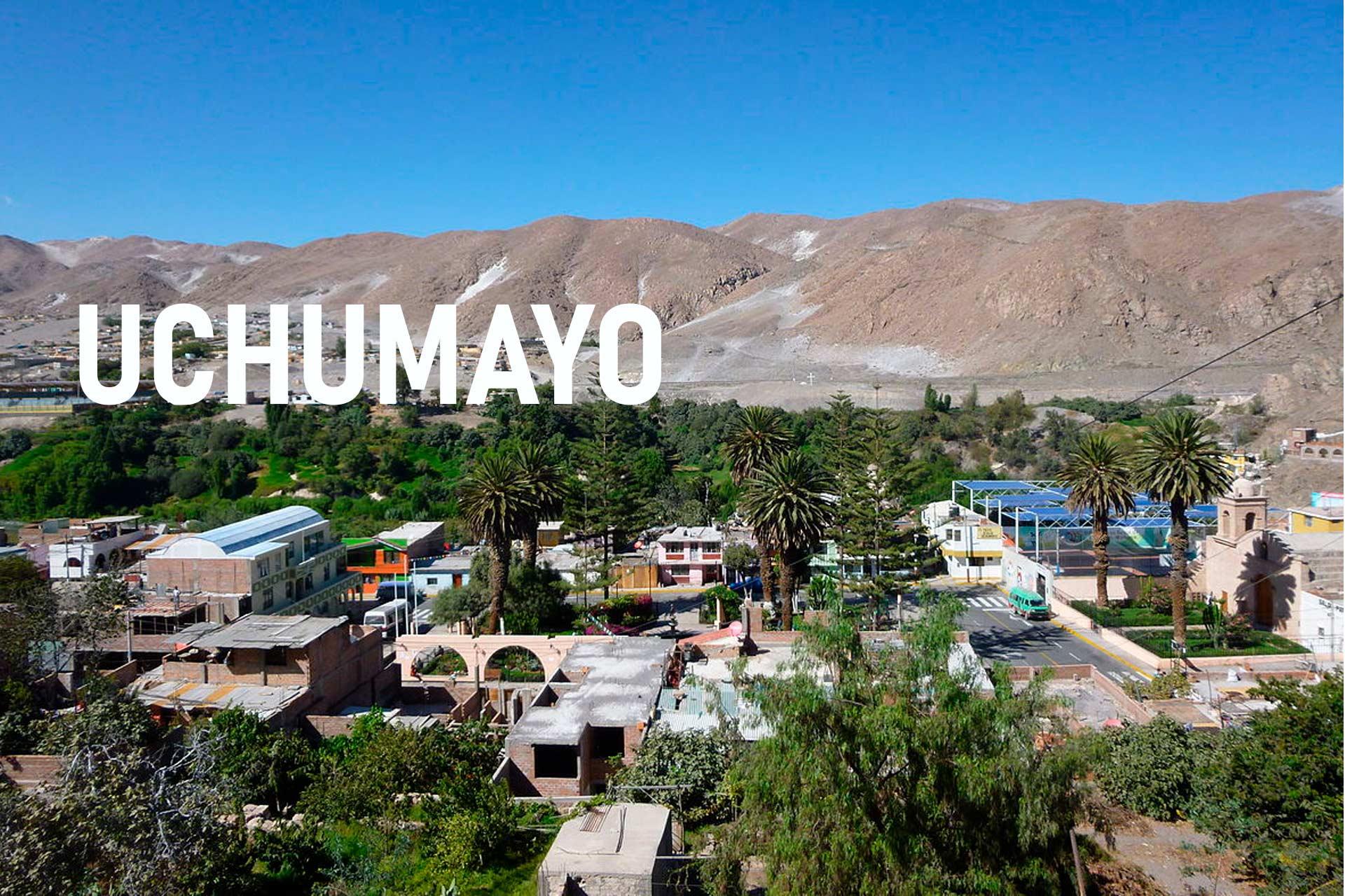 inmobiliarias en uchumayo