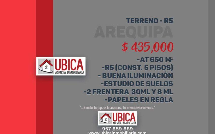 Terreno Selva Alegre Arequipa | UBICA INMOBILIARIA