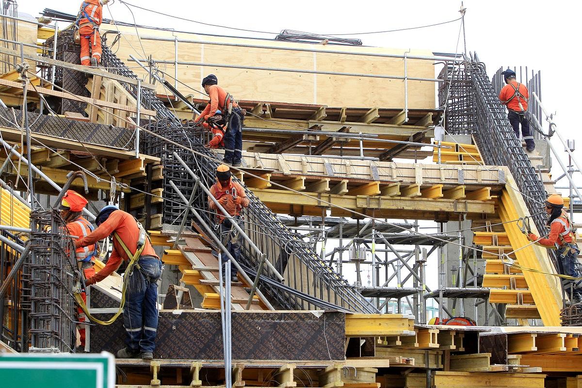 Sector construcción liderará crecimiento económico 2019