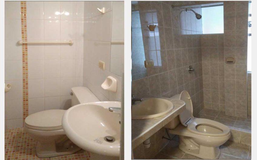 baños departamento en cayma 3 dormitorios