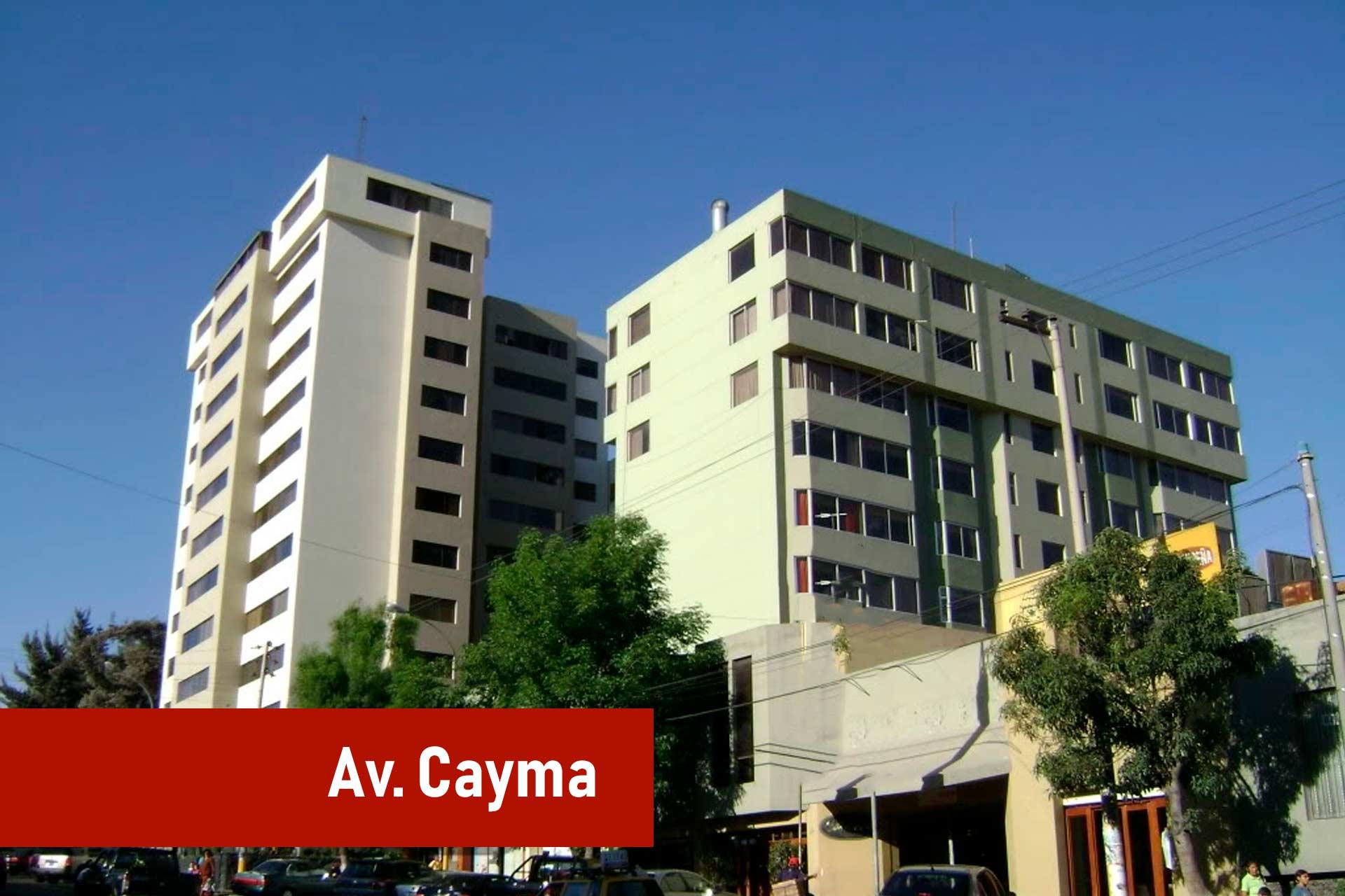 Departamentos En Venta Cayma Ubica Inmobiliaria Arequipa