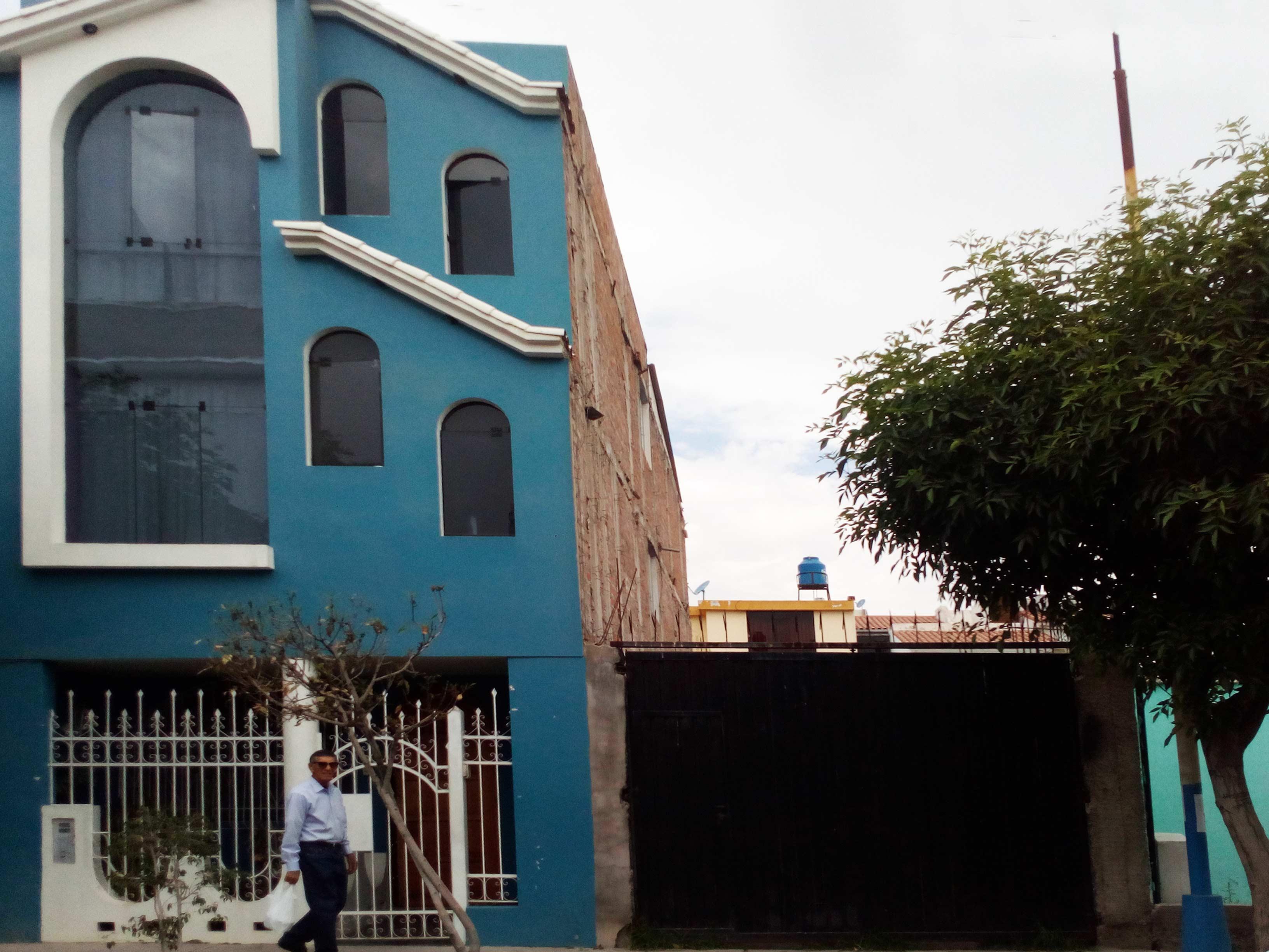 Terreno en venta Yanahuara – Urb. Victor Andrés Belaúnde