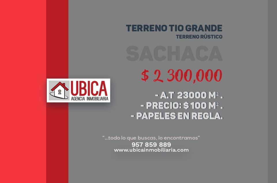 Terreno Tio Chico | Arequipa