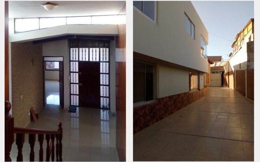 Casa Taboada Yanahuara | UBICA INMOBILIARIA AREQUIPA