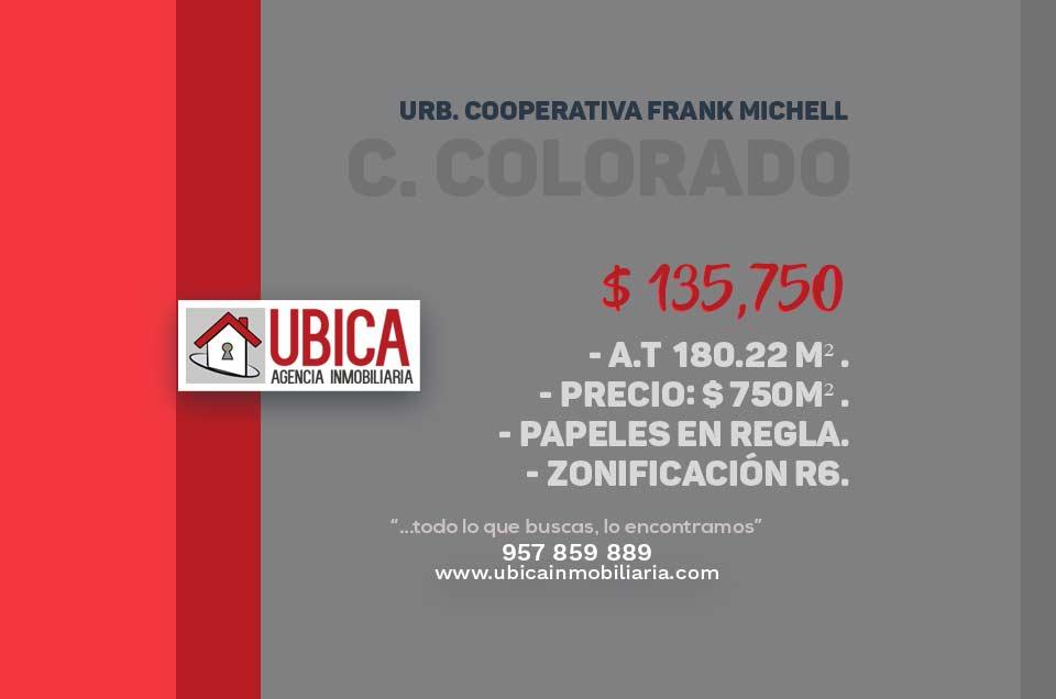 Terreno Michell en venta | Ubica Inmobiliaria AREQUIPA